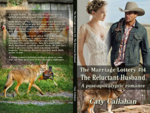 Marriage Lottery 14 The Reluctant Husband by Caty Callahan | Sweet Christian Romances