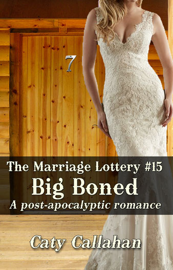 Marriage Lottery 15 Big Boned by Caty Callahan | Sweet Christian Romances