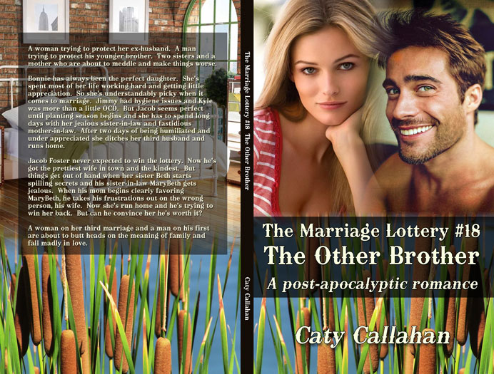 Marriage Lottery 18 The Other Brother by Caty Callahan | Sweet romances for couples