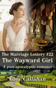 Marriage Lottery 22 The Wayward Girl by Caty Callahan | Sweet romances for couples