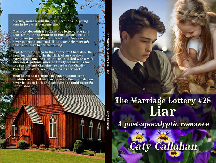 Marriage Lottery 28 Liar by Caty Callahan | Sweet romances for couples
