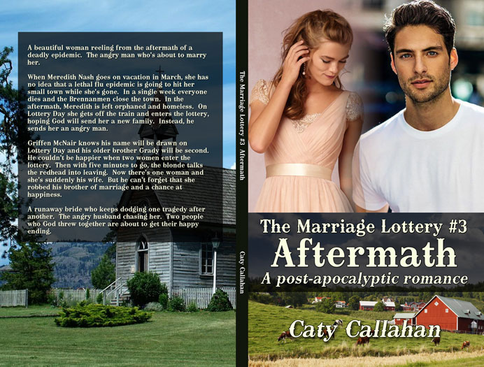 Marriage Lottery 3 Aftermath by Caty Callahan | Sweet Christian Romances