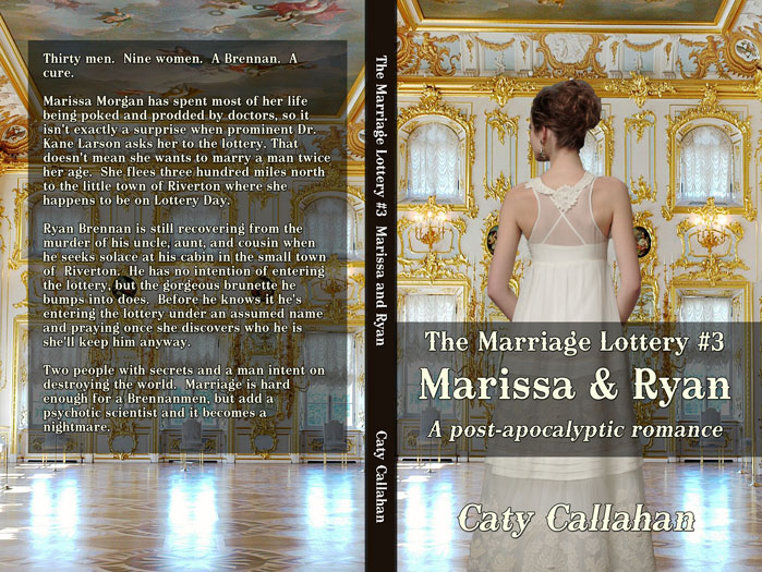 Marriage Lottery 3 Marissa and Ryan by Caty Callahan | Sweet romances for couples